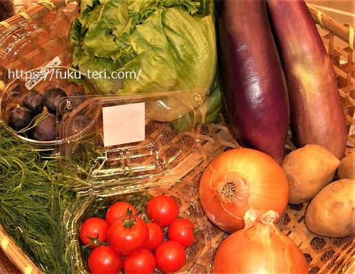フードウェイ 野菜